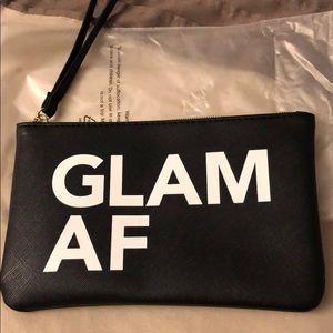 Handbags - Glam AF wristlet